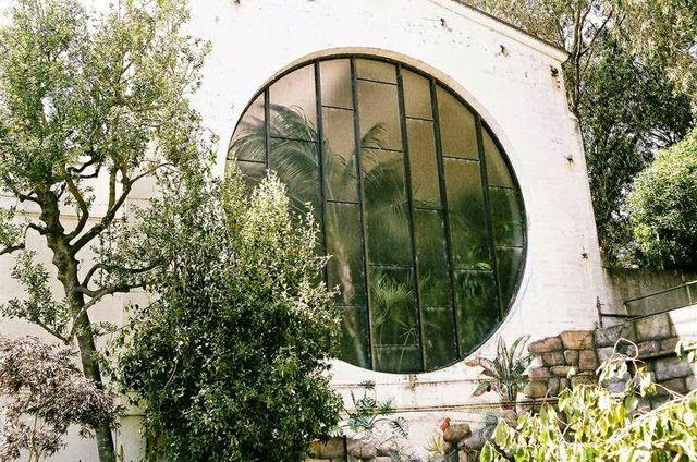 10x ronde ramen in huis
