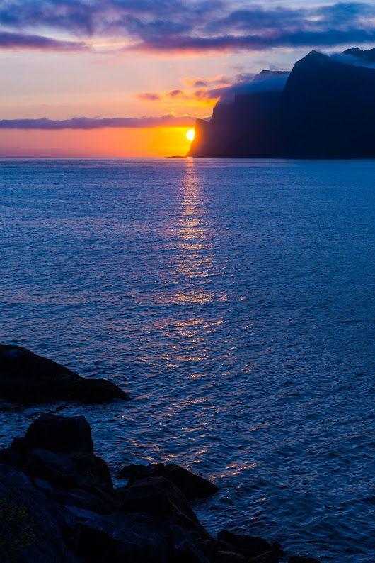 Norwegian landscape photography