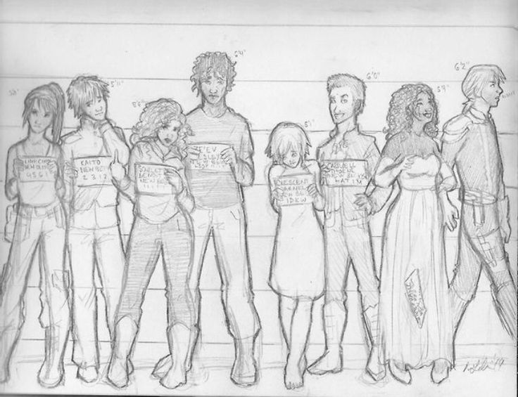 Mugshots. Cinder, Kai, Scarlett, Wolf, Cress, Thorne, Winter, Jacin?