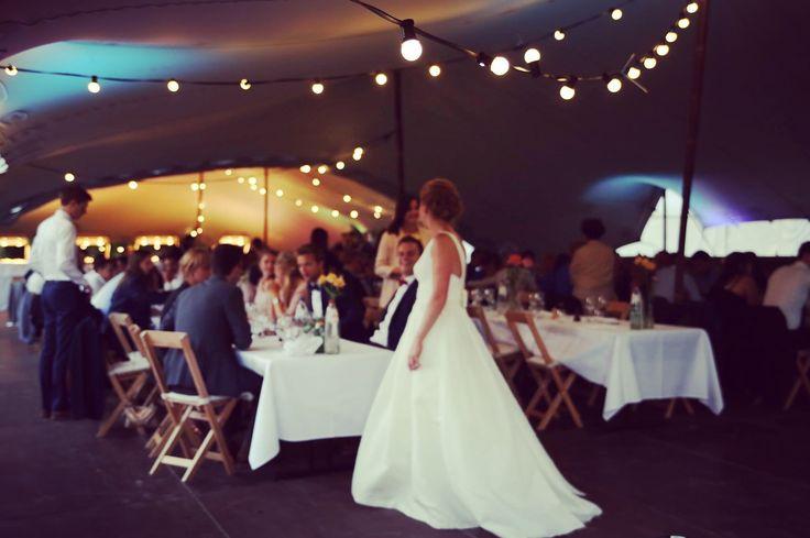 Wedding by Moed Events - wedding dress - bride - wedding diner - heerlijckyt Geetbets
