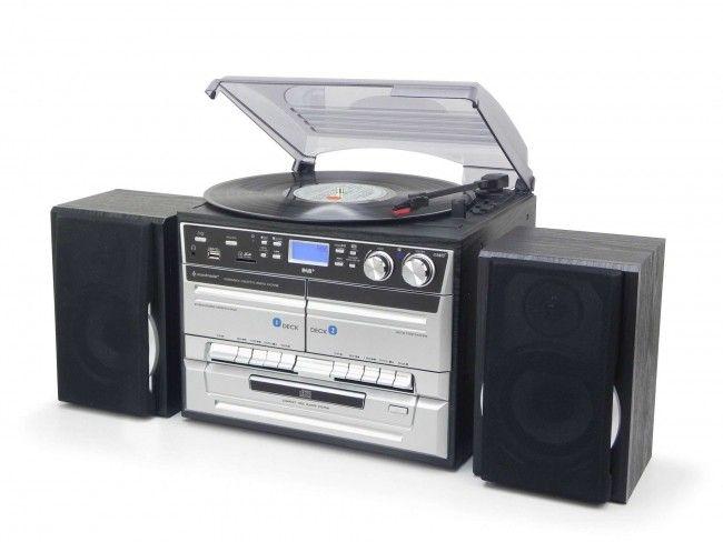 Soundmaster MCD5500SW - Platenspelers - 123platenspeler.nl