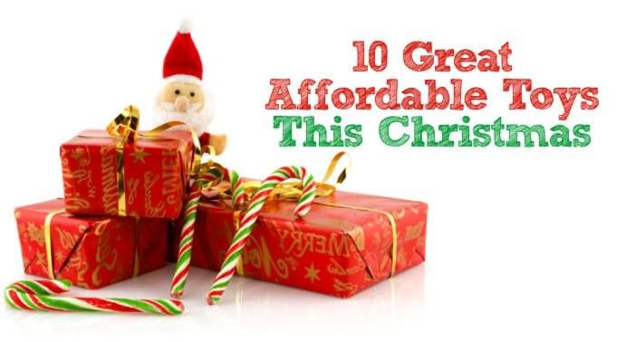 Spotlight On Ten Great Affordable Toys This Christmas - Great information, tips, crafts and recipes for School Mums.