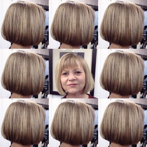 Beautiful Short Hairstyles for Round Faces 2019