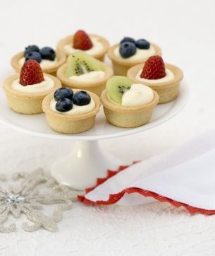 RECIPE: Mini Custard Tarts