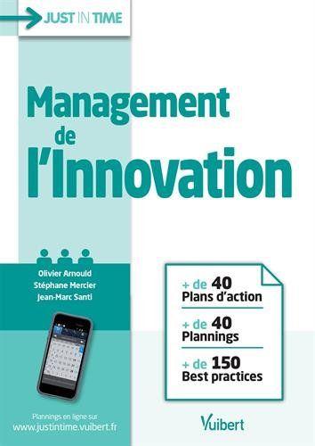 Management de l'innovation | 151.57 ARN