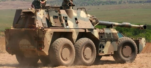 SNAFU!: Top Wheeled Self Propelled Artillery Systems.