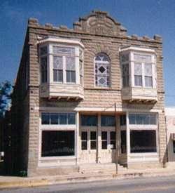 Odd Fellows Building, Taylor, Texas