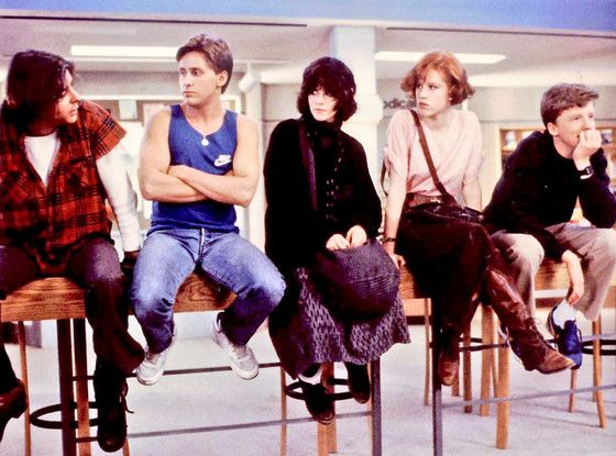 15 Breakfast Club Quotes That Are Still Totally Relevant 30 Years Later  The Breakfast Club, Cast