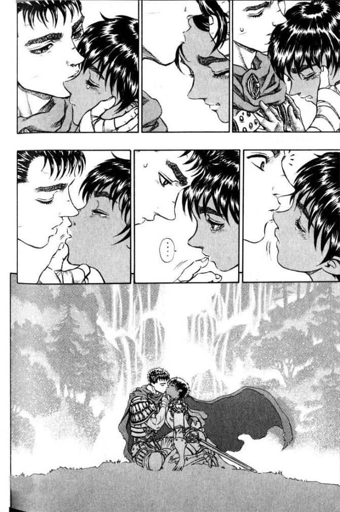 guts and casca relationship memes