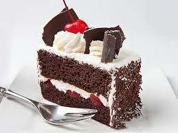 Resultado de imagem para slice cake