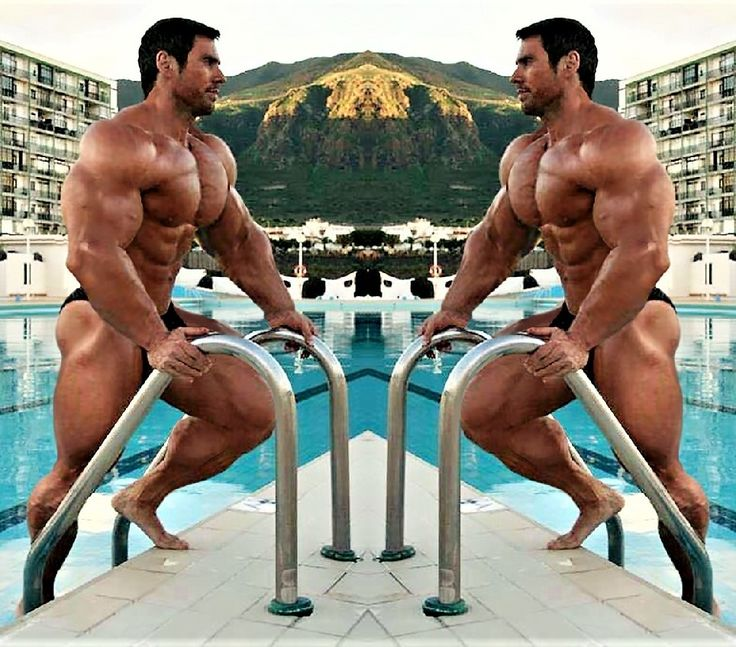 Handsome muscle hunks. From http://hardtrainer01.tumblr.com/post/152543937698