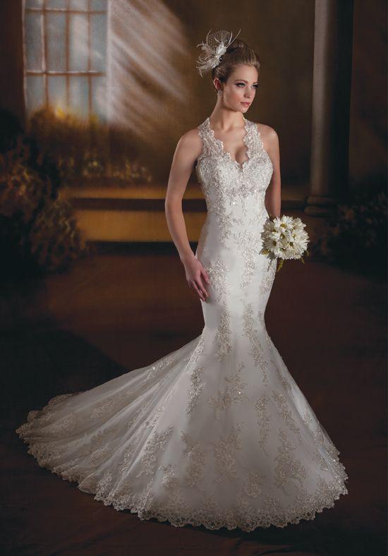 Karelina Sposa Exclusive C7872 Mermaid Wedding Dress