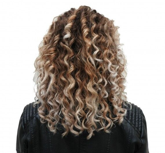 Chopstick Styler For Amazing Corkscrew Curls Hair In