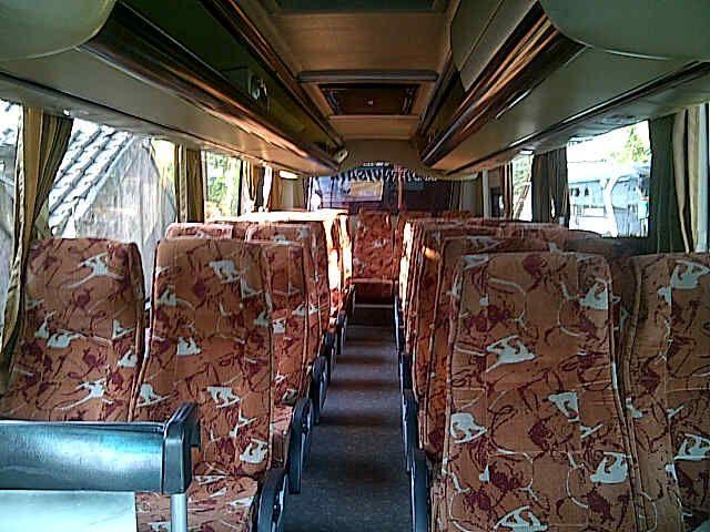 Sewa Bus Jogja Murah   Liburan Jogja