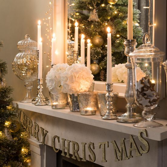 Get cosy this Christmas with a country scheme | Ideal Home