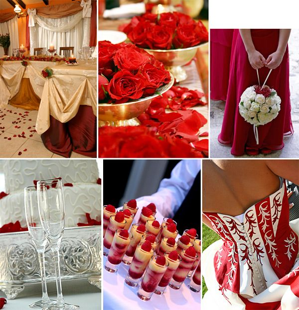 Valentines Wedding Theme Is All Love And Romance Valentines Day