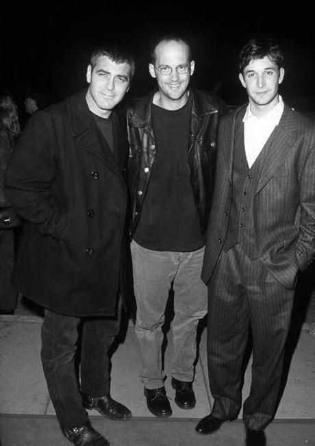 ER: George Clooney, Anthony Edwards, Noah Wyle.