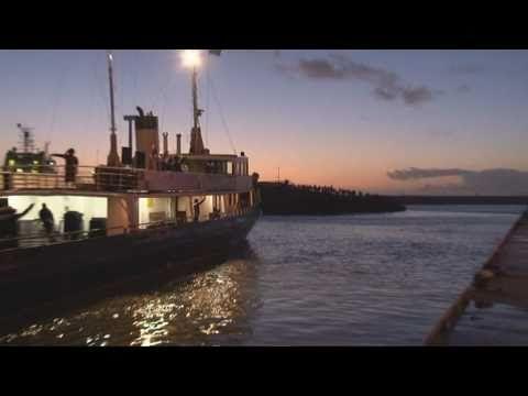 Uittocht van Sinterklaas in Scheveningse haven - YouTube