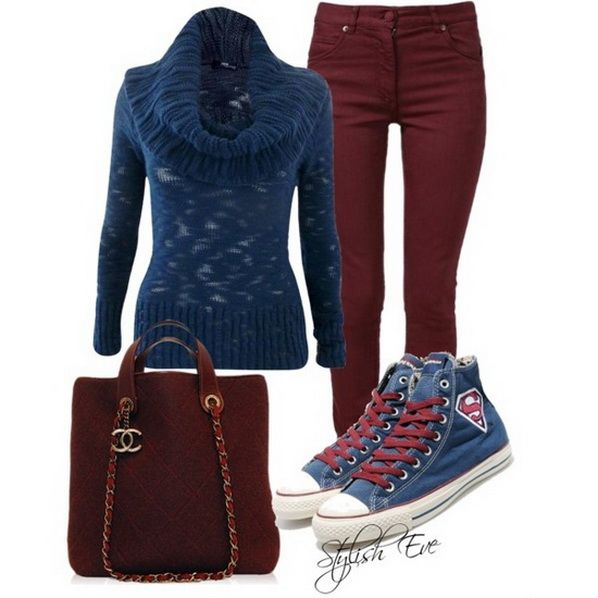Blue-Winter-2013-Outfits-for-Women-by-Stylish-Eve_21