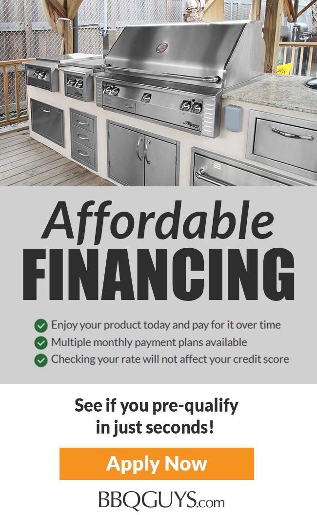 Fast Easy Financing Outdoor Kitchen Plans Outdoor Refrigerator Diy Outdoor Kitchen