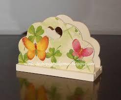 Resultado de imagen para portarrollos de cocina decorados
