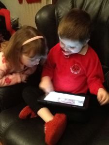 How an iPad from Hearts & Minds helped an #autistic 5 year old go to the dentist for very first time!