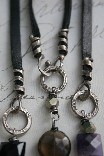 New online jewelry making class-The Art of Closure! http://somethingsublime.typepad.com/jewelry_works/the-art-of-closure.html