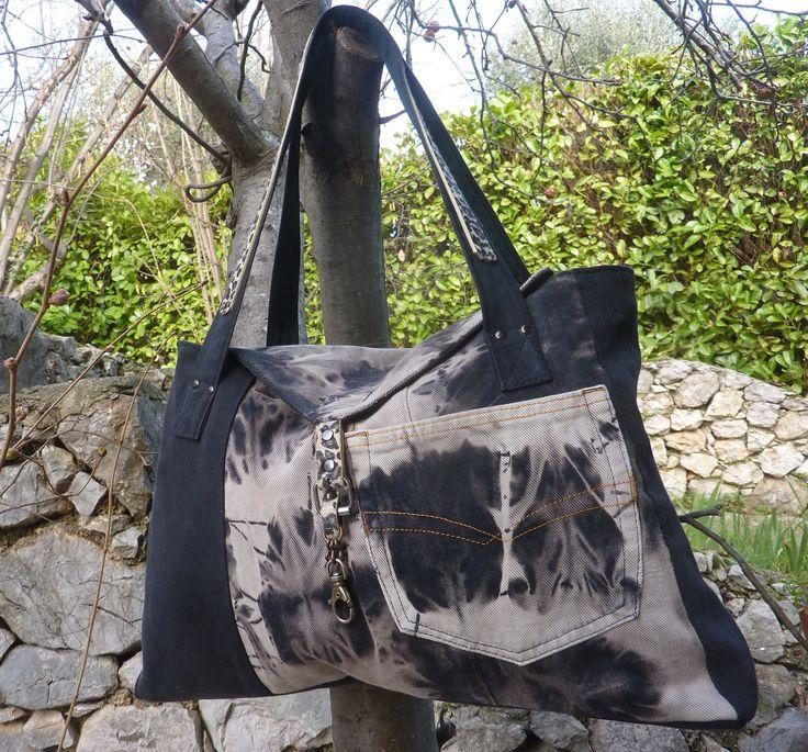 sac cabas taille xl modèle philadelphie