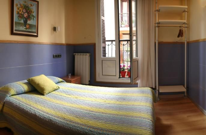 Pensión San Vicente. Located in the heart of San Sebastián, in the Old Town. Completely renovated with modern facilities. #SanSebastian #Euskadi #travel