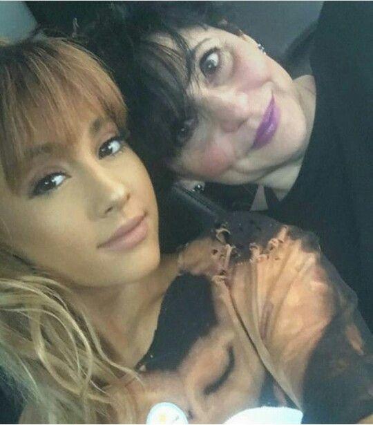 Ariana Grande and Joan