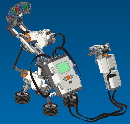 This compilation page brings together ALL fantastic INSTRUCTION accompanied LEGO Projects, from around the web, into one page! Note: This is an ever-expanding database, which will