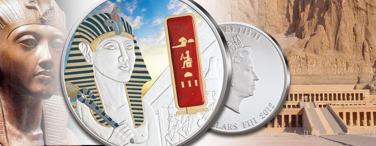 1. Februar 1477 v. Chr. – die Pharaonin Hatschepsut wird gekrönt
