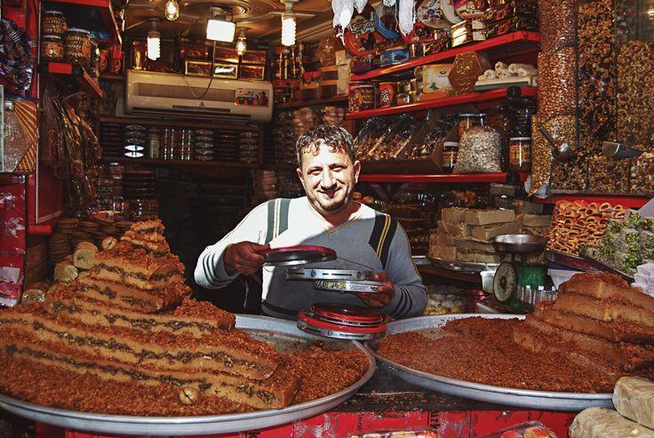 Baghdad Street Food