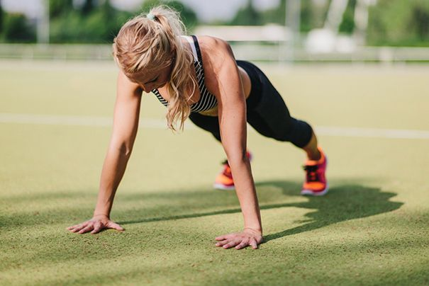 How to Do the Perfect Pushup: Easy Tips to Nail This Calorie Busting Move