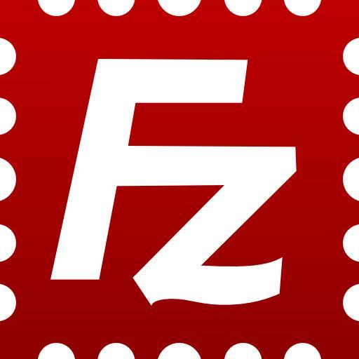 Dit is het FTP-programma dat ik gebruik. Met FileZilla is het mogelijk over meerdere verbindingen bestanden naar een FTP-server te sturen en op te halen, waardoor men sneller bestanden kan uploaden en/of downloaden.