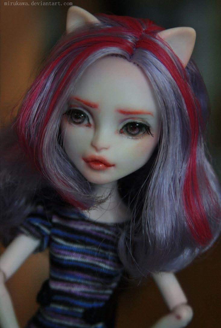 Catrine demew popular catrine demew doll buy cheap catrine demew doll - Custom Mh Catrine Demew By Mirukawa On Deviantart