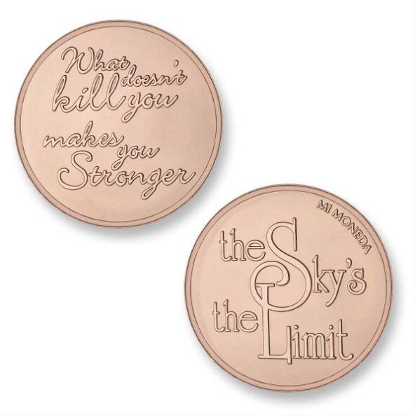 Mi moneda munt rosé