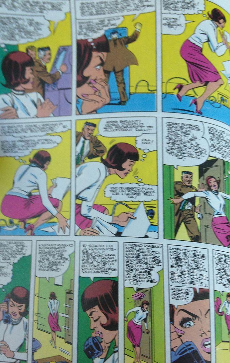 Be careful with the amount of the text in the single pages --------- attenzione alla mole di testo nelle singole pagine --------- Spiderman #comics #fumetto
