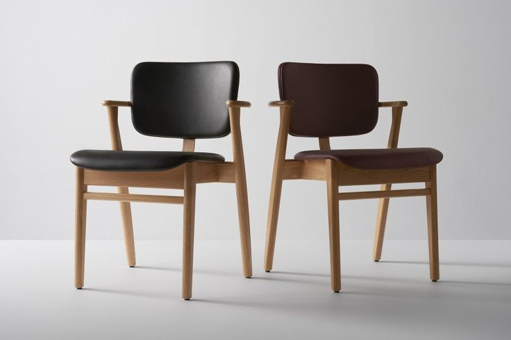 Artek - Products - Chairs & Stools - DOMUS CHAIR, UPHOLSTERED