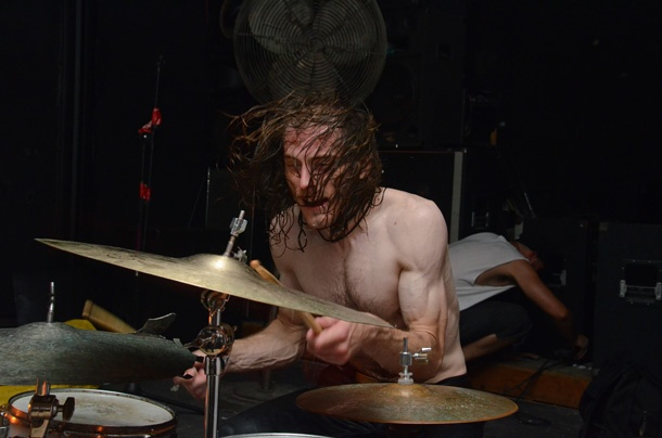 Death Grips - Zach Hill, Not Hot at All
