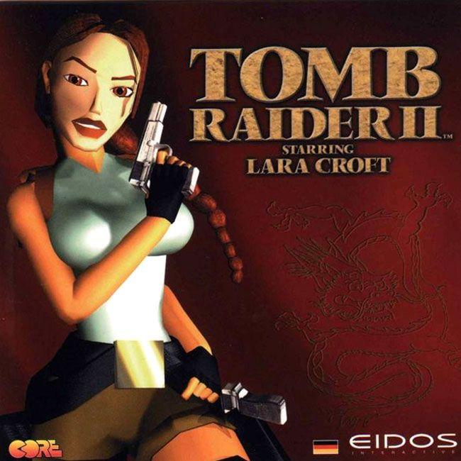 Tomb Raider II (PS1)