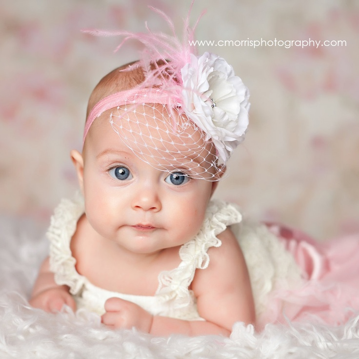 Baby Headbands Tutorial