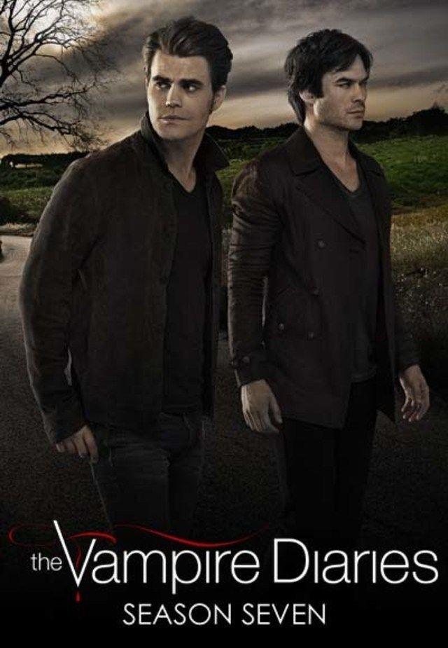 The Vampire Diaries Season 7 Vampire Diaries Stefan Diario De