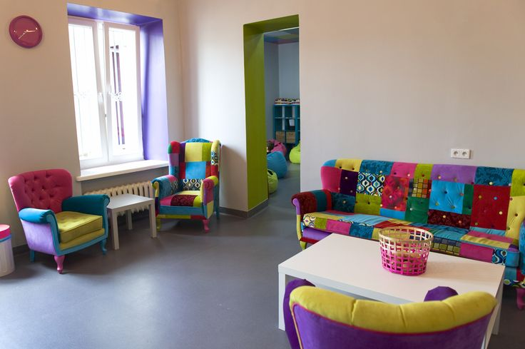 Patchwork Warsaw Hostel-reception