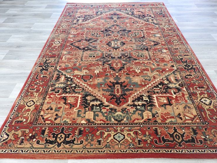 Pure New Zealand Wool Rug Size: 200 x 300cm