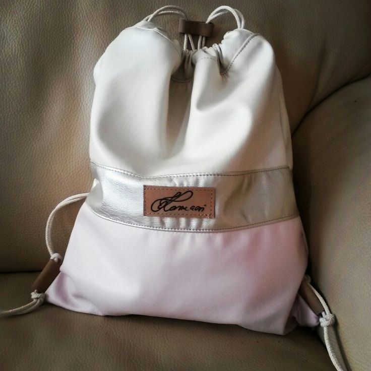 Handmade gymbag