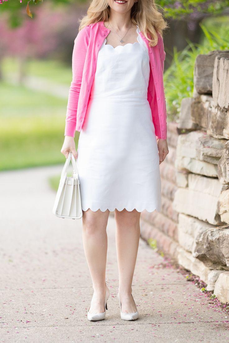 44++ Jcrew scalloped dress information