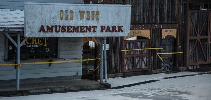 Old West Abandoned Amusement Park – JapanYao Chen Tu