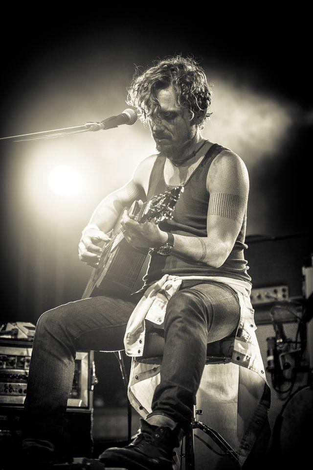 John Butler at Caloundra Music Festival 2014 - Bruce Haggie Photography