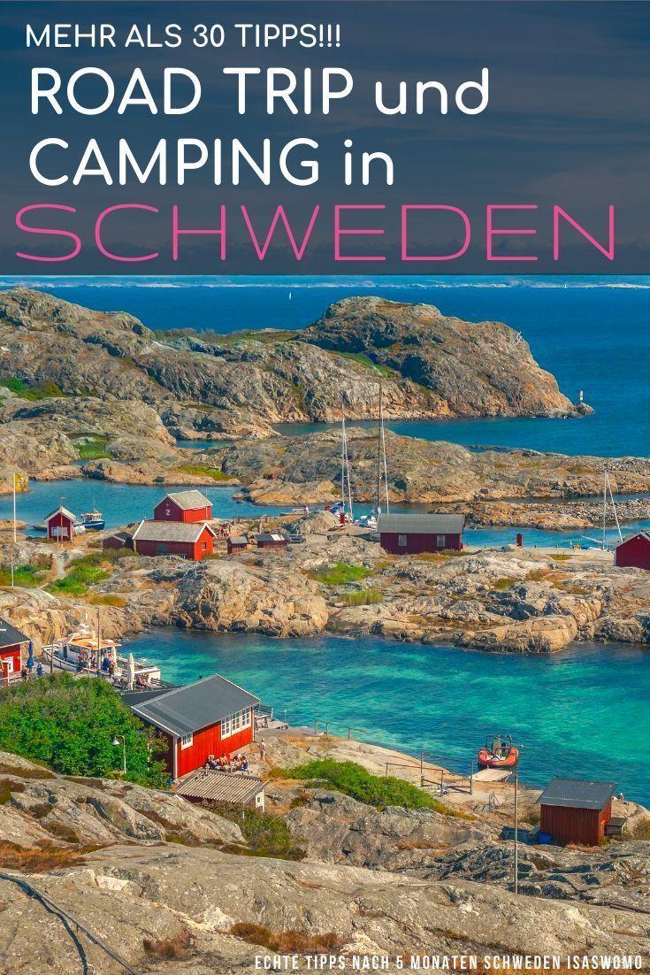 Camping in Schweden – Mehr als 30 Tipps für Deinen Road Trip